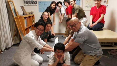 DRT連続講座⑥ 「坐骨神経痛・腰椎ヘルニア 編」開催しました!